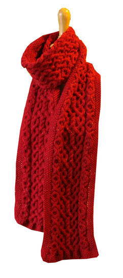 Abigaël Scarf - how to knit it at Makerist - Image 1