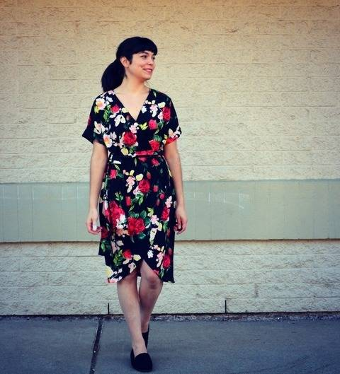 The Reno Dress PDF sewing pattern and tutorial at Makerist