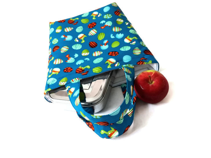 Easy to sew lunch bag at Makerist - Image 1
