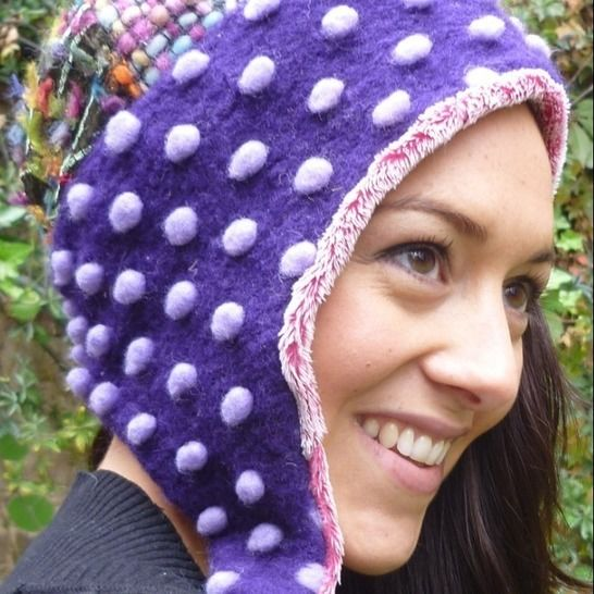 PDF sewing pattern E-Book Eskimo Cap with instructions at Makerist - Image 1