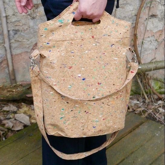 PDF sewing pattern E-Book Bag Knorky Korky with instructions at Makerist - Image 1
