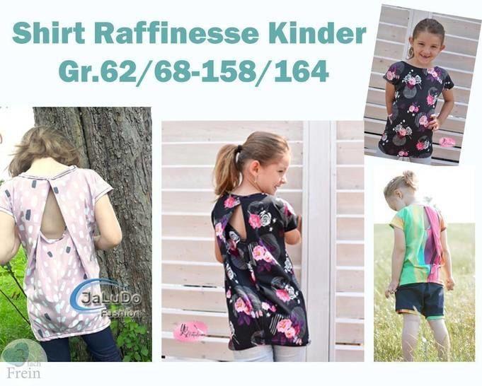 Shirt Raffinesse Kinder Gr. 62/68-158/164 bei Makerist - Bild 1