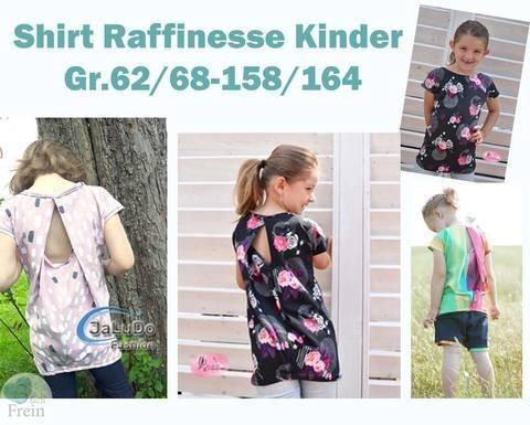 Shirt Raffinesse Kinder Gr. 62/68-158/164 bei Makerist