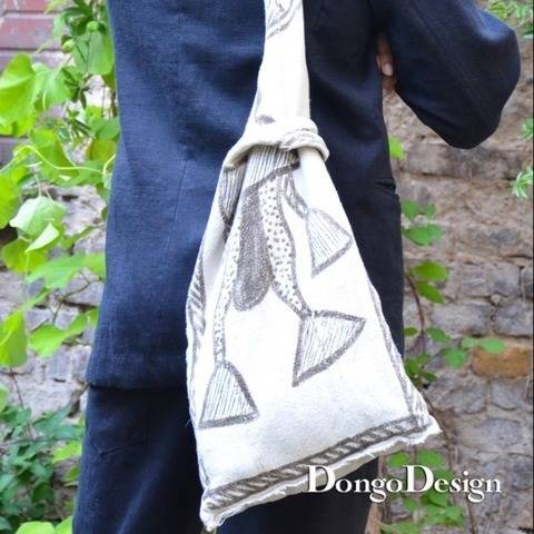 PDF sewing pattern E-Book Reversible Bag Ibiza edgy