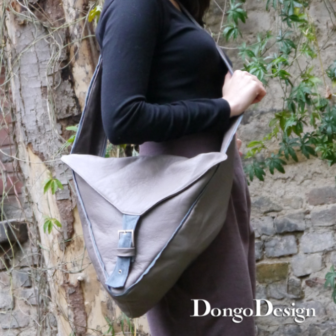 PDF sewing pattern E-Book Triangolo with instructions