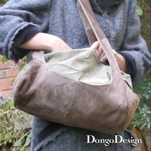 PDF Bag sewing pattern E-Book Small Rolls with instructions