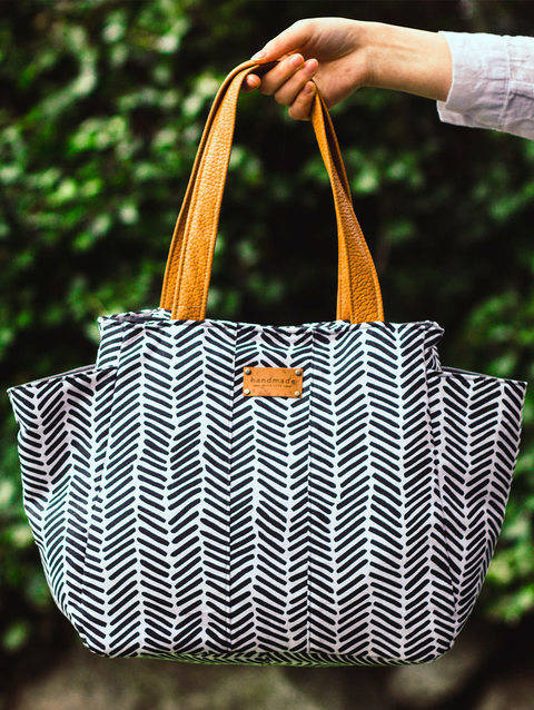 Noel Bag PDF Pattern (4 Sizes) (#1386)  at Makerist