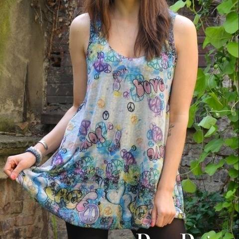 PDF sewing pattern E-Book Summer Breeze with instructions