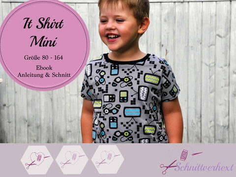 It Shirt Mini bei Makerist