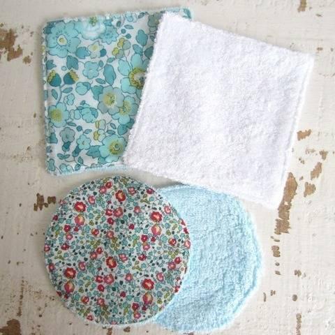Tutoriel gratuit des lingettes lavables chez Makerist