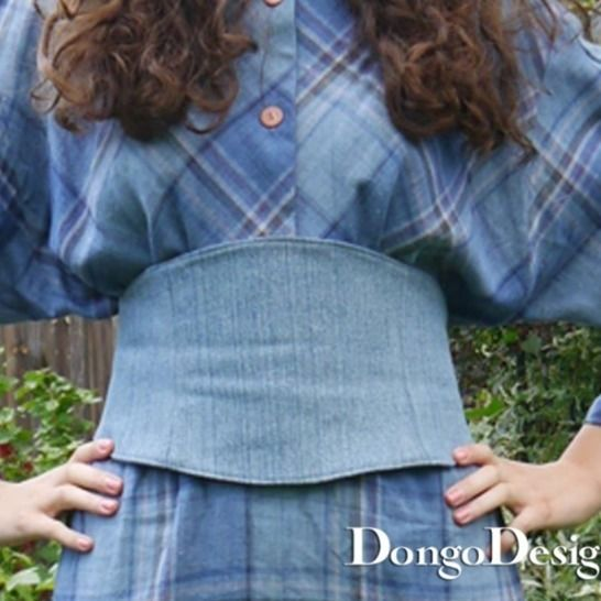 PDF Sewing pattern EBook Red Mill with instructions at Makerist - Image 1