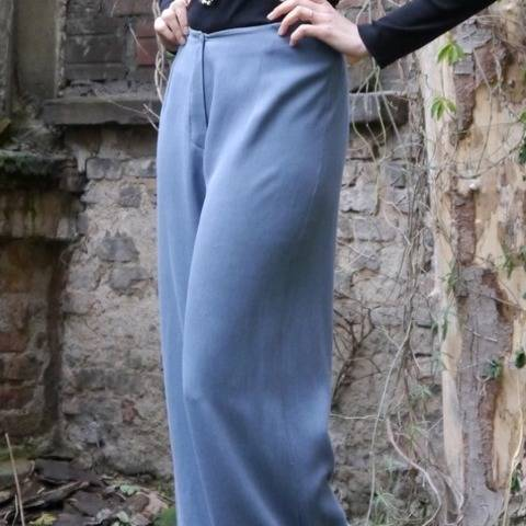 PDF Sewing Pattern Ebook Marlene-Trousers with instructions