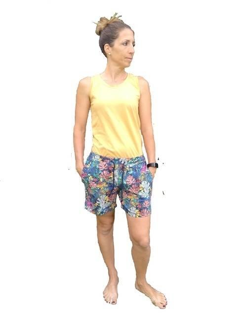 Ventesima Pantaloni Donna Grösse S - XL Stoffherz bei Makerist