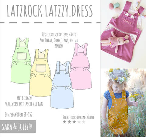 LATZROCK LATZZY.DRESS