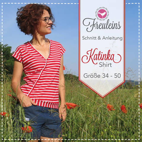 ebook Shirt Katinka in Gr. 34-50