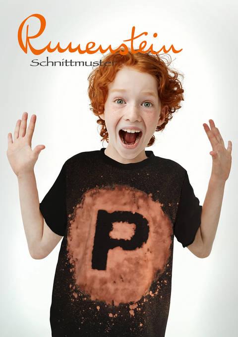 Ratvis Shirt 116-146 Schnittmuster & Anleitung