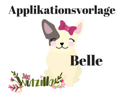 Bully Belle Applikationsvorlage