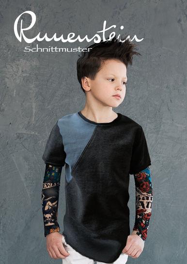 Baldur Shirt 116-146 Schnittmuster & Nähanleitung bei Makerist - Bild 1