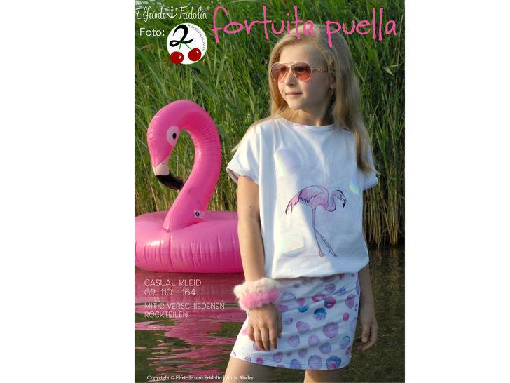 Kinderkleid fortuita puella - Gr. 110-164 bei Makerist - Bild 1