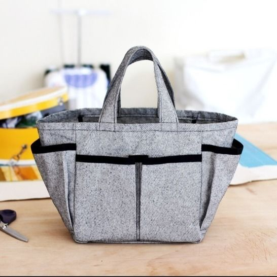 Honoré Handbag - bag sewing pattern at Makerist - Image 1