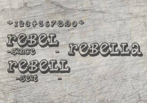 """Rebel(l)a"" Plotterdatei"