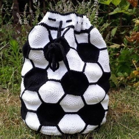 Fußball-Rucksack