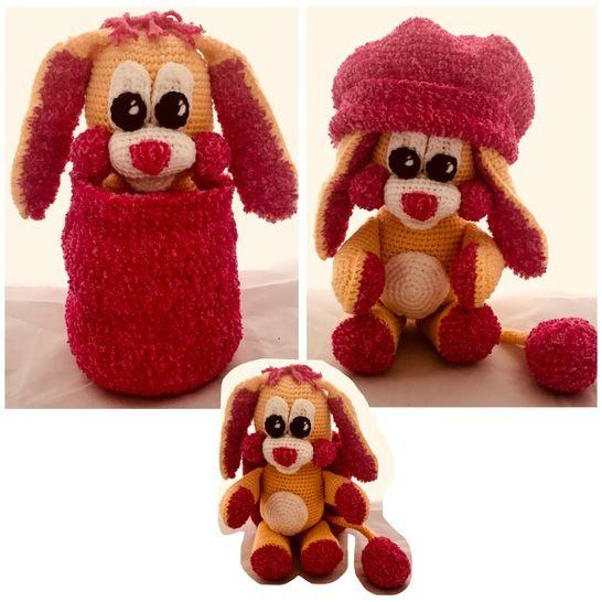 Tuto PDF bunnypocket crochet chez Makerist - Image 1