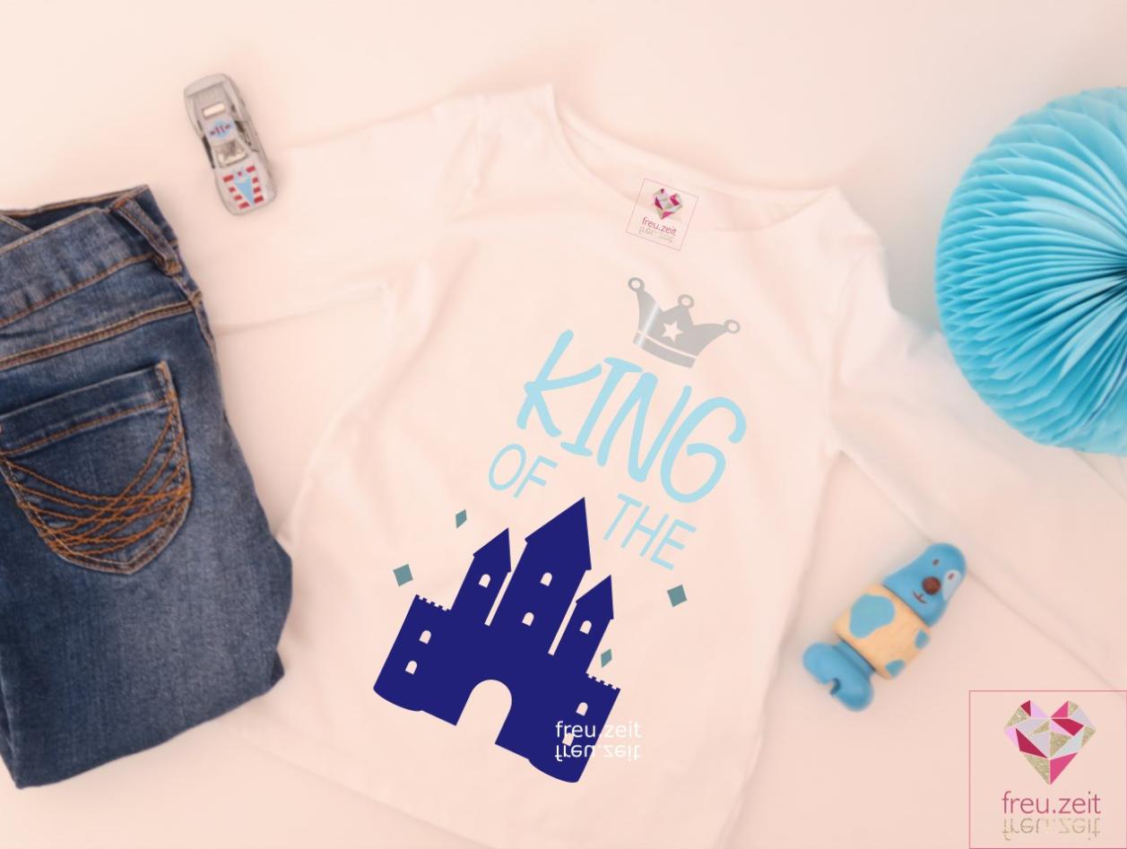 Plottdesign - King/Prince of the castle ♕