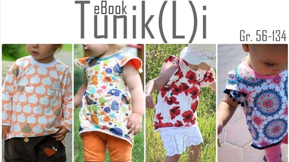 TunikLi / Anleitung + Schnittmuster bei Makerist - Bild 1