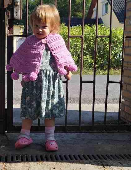 Kinderponcho  alle Größen Herbstkollektion No.1 bei Makerist - Bild 1