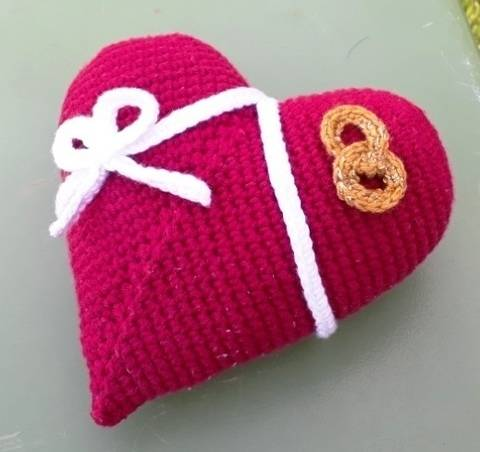 Herz - Das besondere Geldgeschenk zur Hochzeit
