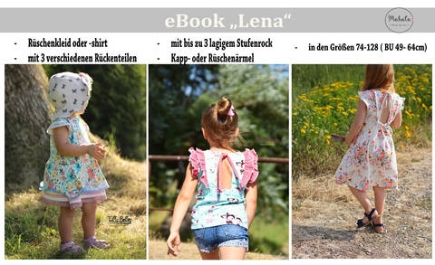 eBook Sommerkleid Lena bei Makerist
