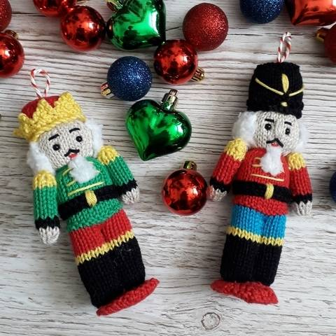 Nutcracker Dolls at Makerist