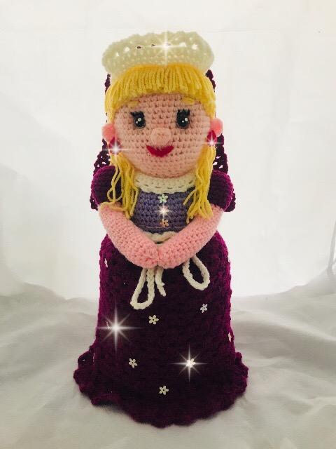 Tuto PDF princesse crochet