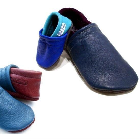 ebook Lederschluppen für klein & GROSS - Gr.17-45 bei Makerist - Bild 1