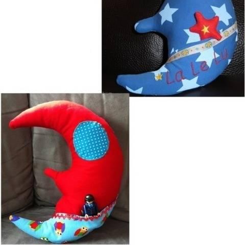 eBook Herr Mond - Kissen/Spieluhr bei Makerist