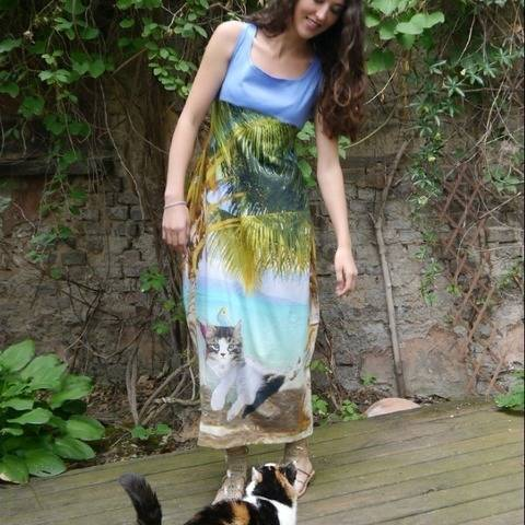 PDF Sewing pattern EBook Stray-Cats with instructions