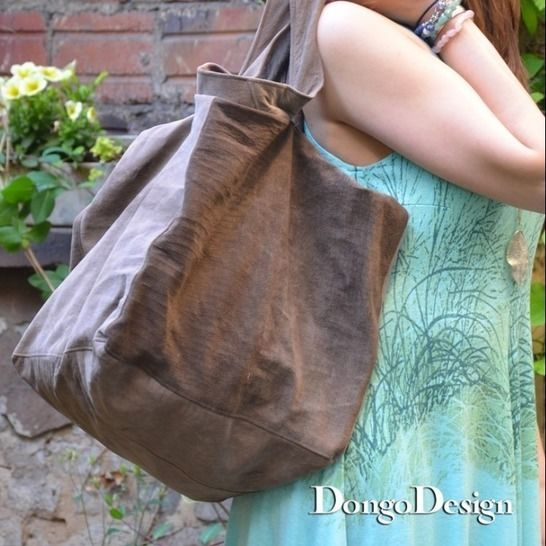 PDF sewing pattern E-Book cube-bag with  Sewing instructions at Makerist - Image 1