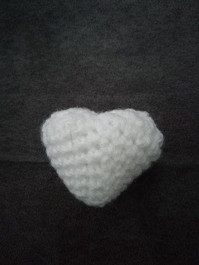 Coeur au crochet - tutoriel de crochet chez Makerist - Image 1