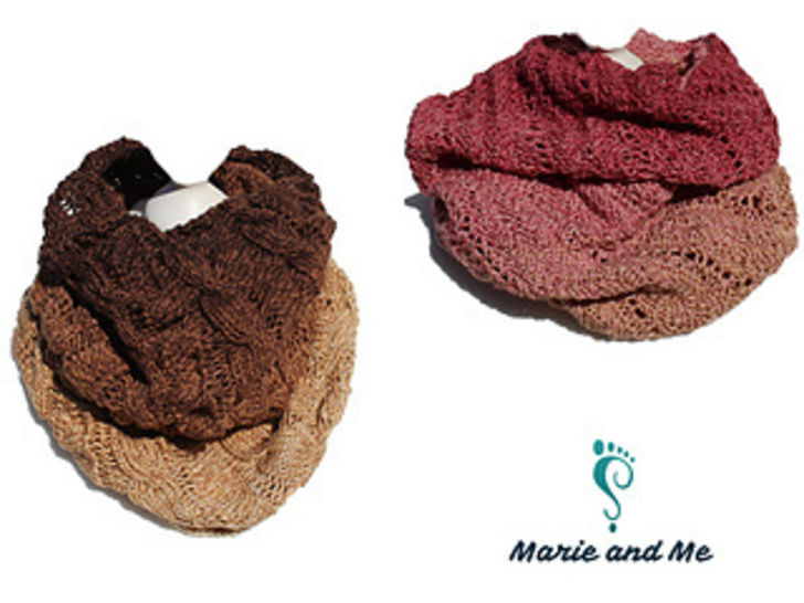 Faun 1 + 2 - cowl with and without cable at Makerist - Image 1