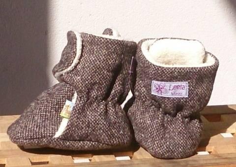 Ebook Babystiefel Knuffelchen Gr.12 bis 22 bei Makerist