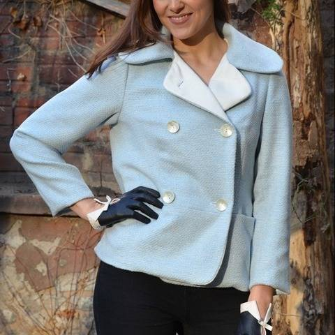 PDF sewing pattern E-Book Jackie O! with  instructions