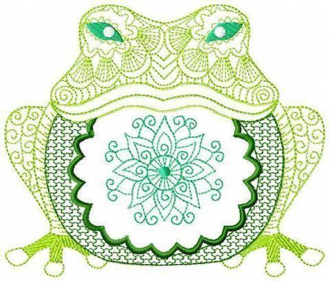 Frosch Zen 3 Größen
