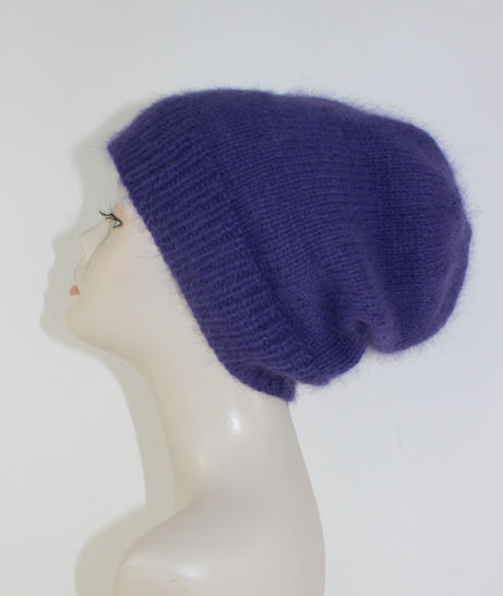 Fluffy Slouch Hat at Makerist - Image 1