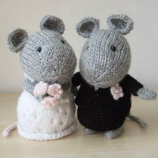 Wedding Mice at Makerist - Image 1