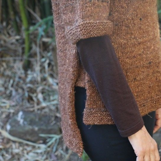 Chill Shift - sweater/top at Makerist - Image 1