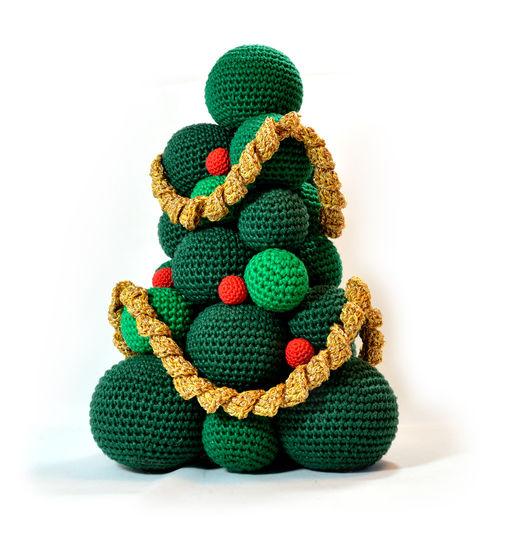 Weihnachtsbaum - Amigurumi bei Makerist - Bild 1