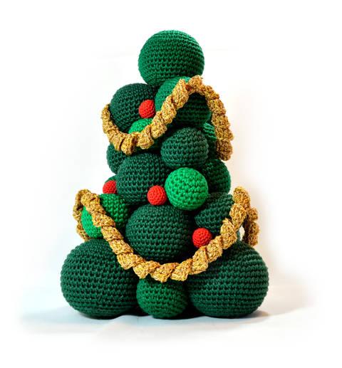 Weihnachtsbaum - Amigurumi