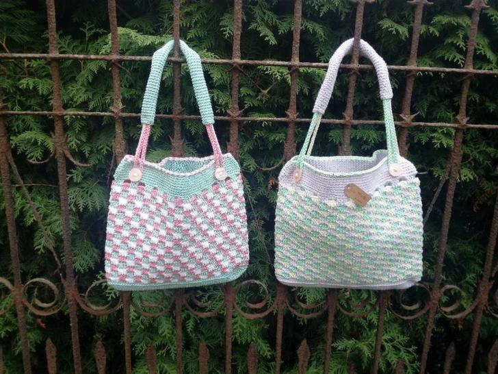 """Kindertasche """"Pastella"""" bei Makerist - Bild 1"""