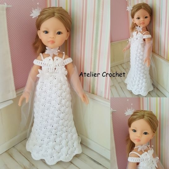 """Antonia"" crochet pattern for Paola Reina at Makerist - Image 1"